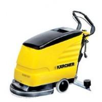 凯驰手推式全自动洗地机BD530 BP karcher洗地机 karcher自动刷地