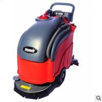 洗地机 克力威高品质地板清洗机 手推式洗地机XD18W