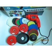 洗地机/刷地机 微型洗地机 小型地毯清洗机手电钻型