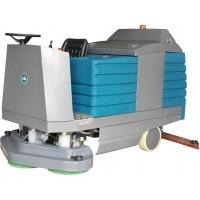 BA 1250 BT三刷 驾驶式全自动洗地吸干机