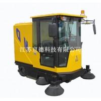 太阳能助力智能驾驶式扫地机 MD-1800A