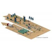 广东加气混凝土成套设备/加气块生产设备/加气混凝土设备生产线